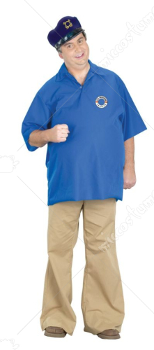 Skipper Adult Costume
