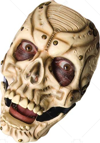 Slipknot Latex Full-Face Mask