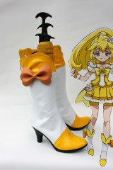 Smile PreCure Yayoi Kise Cosplay Shoes