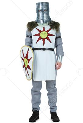 Black Knight Silver Bouclier Dragon Shield for Childrens Costume
