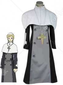 Soul Eater Justin Law Cosplay Costume