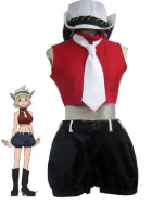 Soul Eater Patricia Thompson Cosplay Costume Women XL