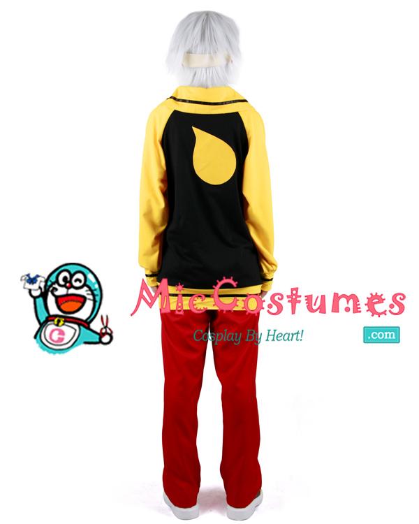 Soul Eater Soul Evans Cosplay Kostüme