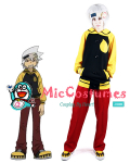 Soul Eater Soul Evans Cosplay Costume