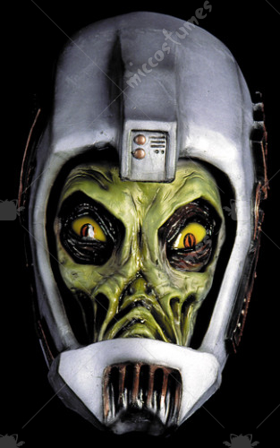 Space Alien Mask