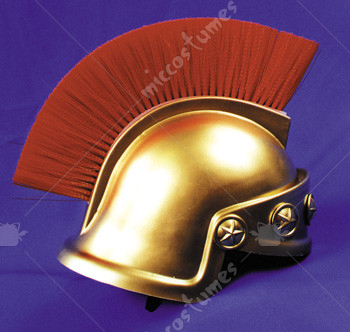 Spartan Helmet Gold Only