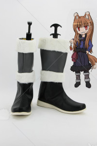 Spice and Wolf Holo Cosplay Schuhe