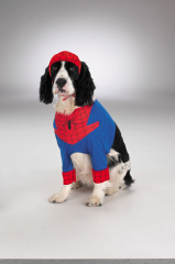 Spider Man Comic Dog Costume