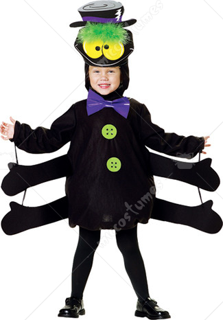 Toddler Little Spider Costume
