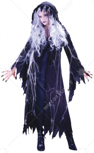 Spider Web Gauze Ghost Costume