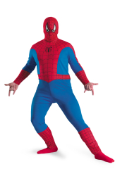 Spiderman Plus Size Adult Costume