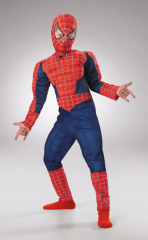 Spiderman Deluxe Child Costume