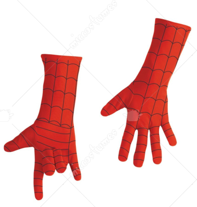 Spiderman Deluxe Gloves