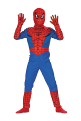 Spider-Man Fiber Optic Toddler Child Costume