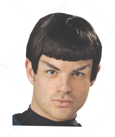 Spock Wig With Ears