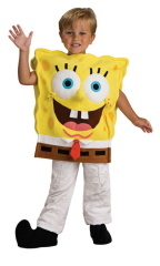 Spongebob Deluxe Child Costume