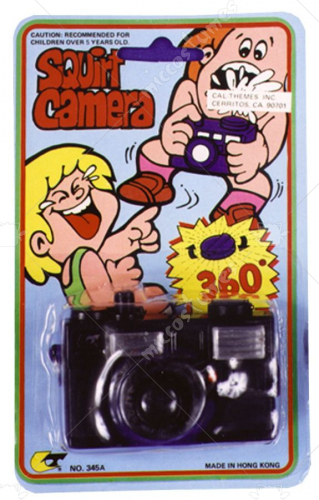 Squirt Camera Deluxe Mini