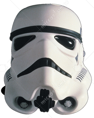 Star Wars Stormtrooper Deluxe Mask