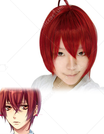 Starry Sky Yoh Tomoe Cosplay Wig