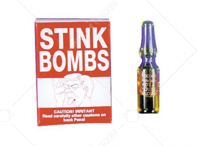 Stink Bombs 1 Eq 1 Small Box