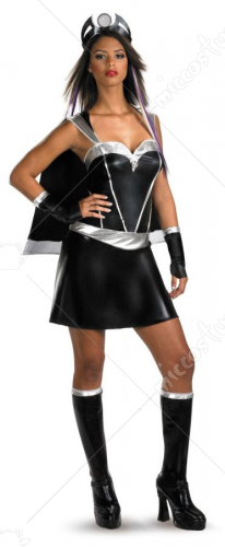 Storm Deluxe Adult Costume