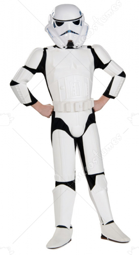 Star Wars Stormtrooper Child Deluxe Costume