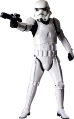 Stormtrooper Supreme Extra Large Adult Costume