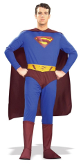 Superman Movie Large Adult Costume
