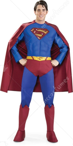 Superman Supreme Adult Costume