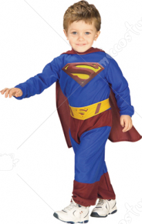 Superman Toddler Costume