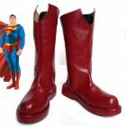 Superman Kal-El Clark Kent Cosplay Boots