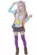 Supersonico Cute Tiger Cosplay Costume