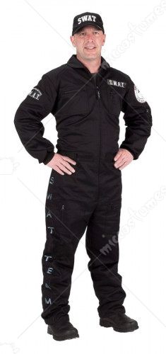 Swat Adult Costume