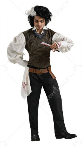 Sweeney Todd Extra Large Adult Costume