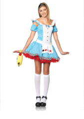 Sweetheart Alice Teen Costume