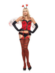Sweetheart Bug Sexy Adult Costume
