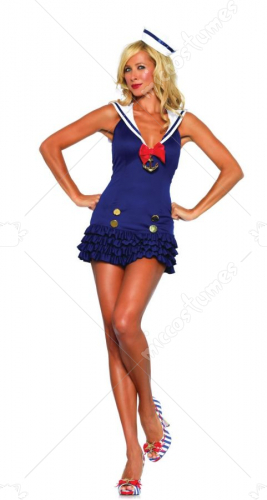 Sweetheart Sailor Adult Costume