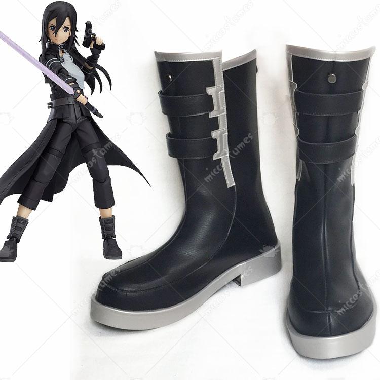 Sword Art Online Kirito Shoe