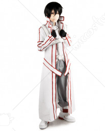 Sword Art Online Knights of Blood Kirito Cosplay Costume