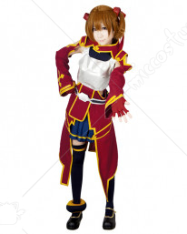Sword Art Online Silica Cosplay Costume