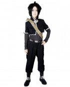 SAO ALfheim Online Fairy Dance Kirito Cosplay Kostüme