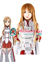 Sword Art Online Asuna Cosplay Perücken