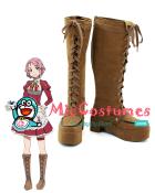 Sword Art Online Lisbeth Cosplay Boots