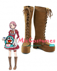 Sword Art Online Lisbeth Cosplay Boots