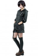 Tokyo Ghoul Touka Kirishima Leather Cosplay Costume