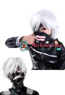 Tokyo Ghoul Ken Kaneki Cosplay Wig White