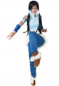 The Legend of Korra Avatar Korra Cosplay Costume