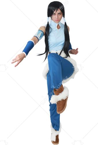the legend of korra avatar korra cosplay costume