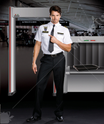 TSA Strip Search Officer Adult Costume