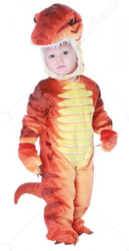 T Rex Child Costume